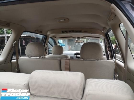 2007 TOYOTA AVANZA 1.5 G (A) 7 Seater