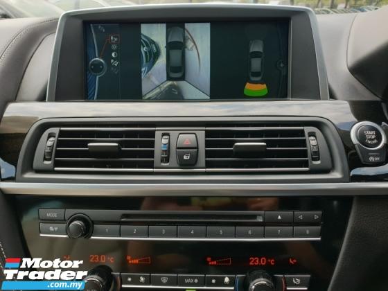2012 BMW 6 SERIES 640d Gran Coupe