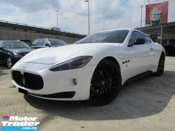 2009 MASERATI GRAN TURISMO Coupe 4.7 V8 (A) 2Door Luxury Sport