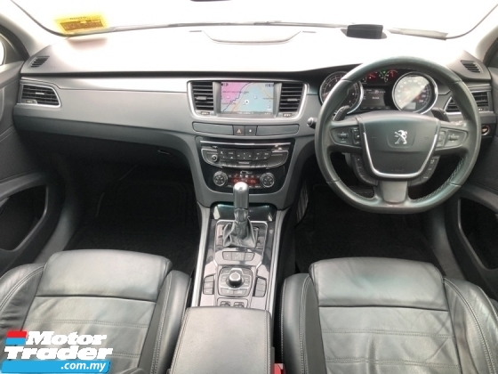 2013 PEUGEOT 508 1.6 PREMIUM (A) NO BOOKING FEE O.T.R