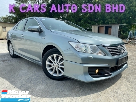 2015 TOYOTA CAMRY 2.0 G FACELIFT (A) NO BOOKING FEE O.T.R