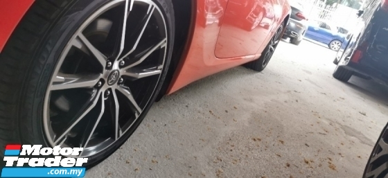 2017 TOYOTA 86 GT 2.0 MANUAL / NEW FACELIFT / READY STOCK