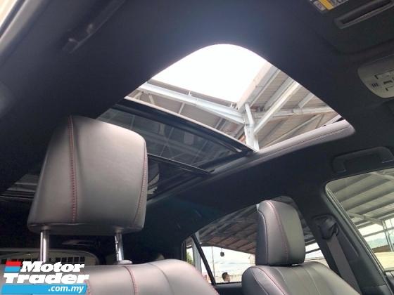 2017 TOYOTA HARRIER 2.0 Turbo 3 LED Headlamp Panoramic Roof 360 Camera Power Seat Pre Crash Lane Departure Assist Unreg