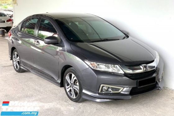 2016 HONDA CITY 1.5 V-Spec (A) Facelift High Spec Model