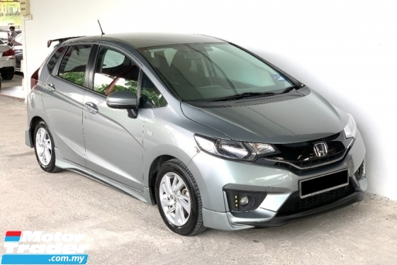 2016 HONDA JAZZ 1.5 i-VTEC (A) Mugen RS Sporty Model