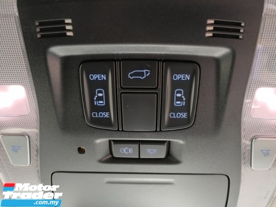 2017 TOYOTA VELLFIRE 2.5 ZG JBL Home Theatre Pilot Seat Power Boot TRD Bodykits Unregister