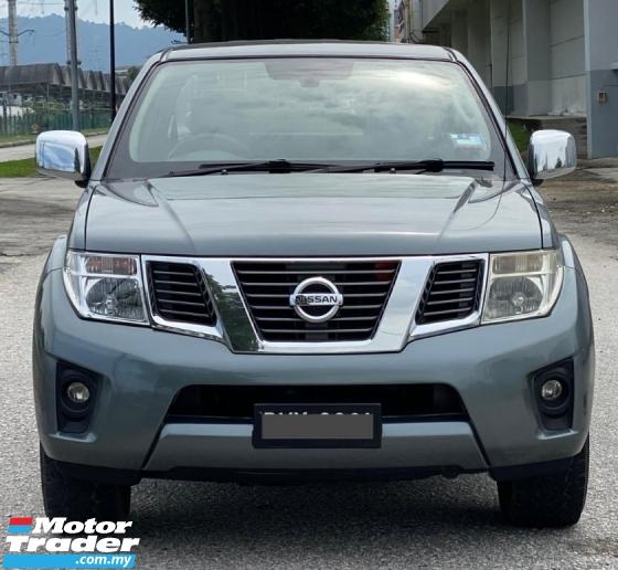 2014 NISSAN NAVARA  2.5L  DOUBLE CAB (AUTO) 4X4