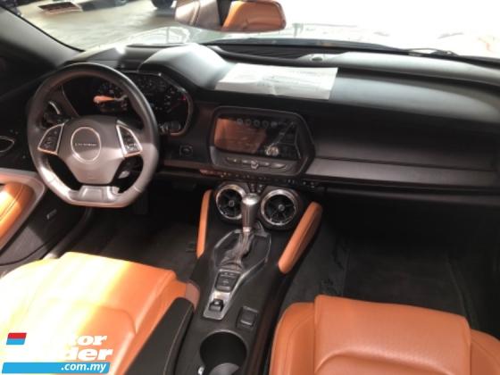 2016 CHEVROLET CAMARO RS 2.0 CABRIOLET SOFTTOP