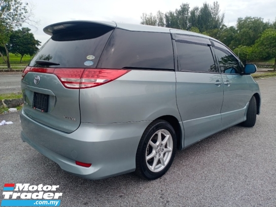 2008 TOYOTA ESTIMA 2.4 AERAS 2 POWER DOOR P/START K/LESS