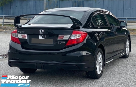 2012 HONDA CIVIC  FB 1.8S (AUTO)