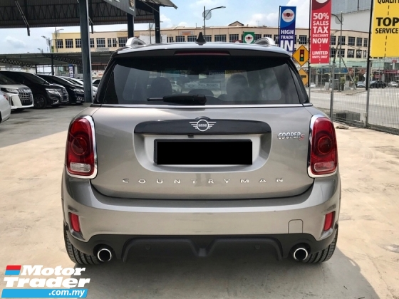 2019 MINI Countryman JCW Sport 2.0 Mileage 2k km only MUST VIEW