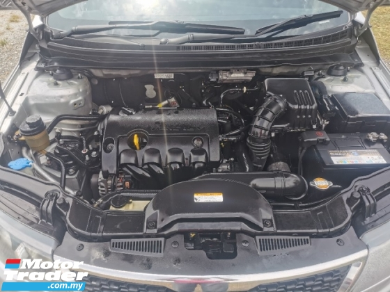2011 KIA FORTE 1.6 SX FULL SPEC AUTO / PADDLE SHIFT / KEYLESS / PUSH START / ORI YEAR MAKE 2011 / TIPTOP CONDITION