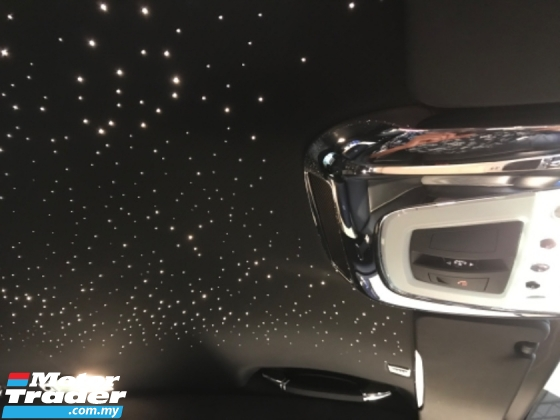 2015 ROLLS-ROYCE GHOST  6.6 SWB V12 UNREGISTER