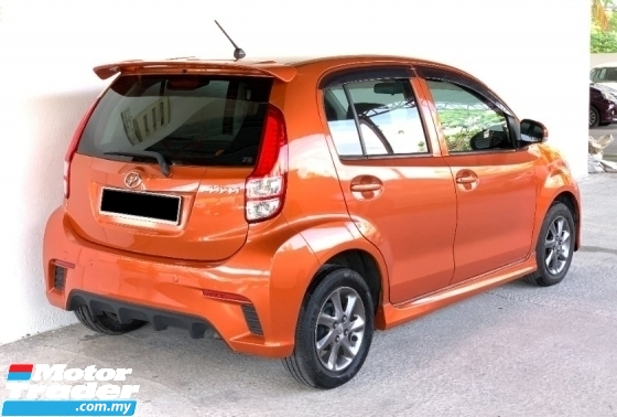 2013 PERODUA MYVI 1.3 (A) New Facelift High Grade Model