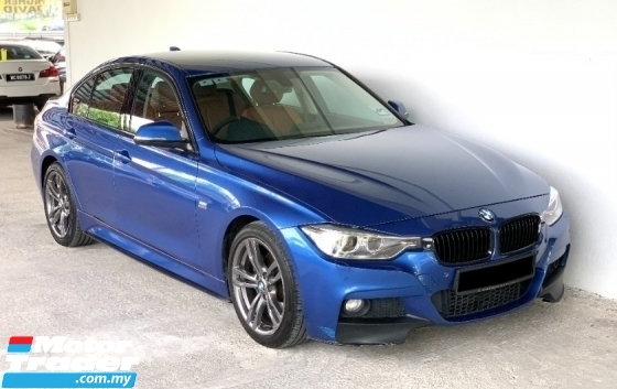 2012 BMW 3 SERIES 328i F30 2.0 (A) Twin Tubro M-Performance Spec