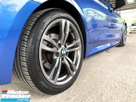 2012 BMW 3 SERIES 328i F30 2.0 (A) Twin Tubro M-Performance Spec