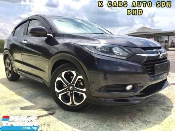 2017 HONDA HR-V 1.8L V UNDER WARRANTY
