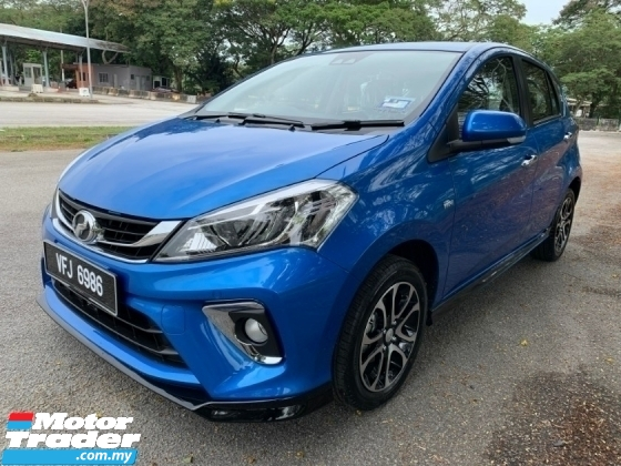 2020 PERODUA MYVI 1.5 H (A) Brand New OTR49k Under Warranty