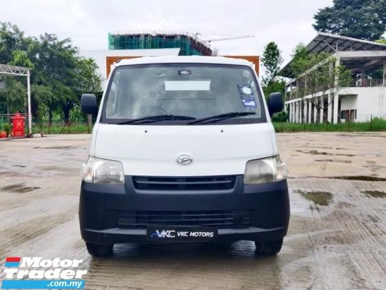 2011 DAIHATSU GRAN MAX  1.5 Wooden Cargo Cab