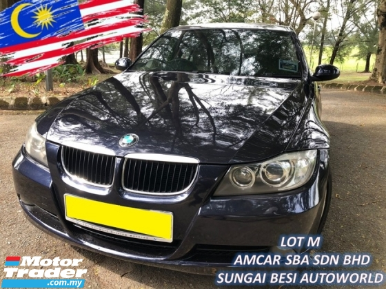 2007 BMW 3 SERIES 320I SE (CKD) (A) E90 SPORT [HOT DEAL]