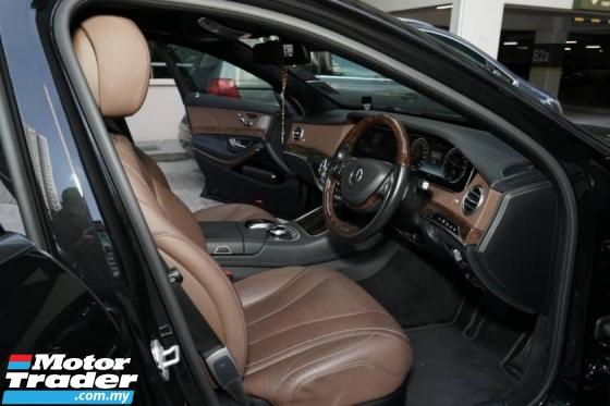 2015 MERCEDES-BENZ S-CLASS S400 HYBRID