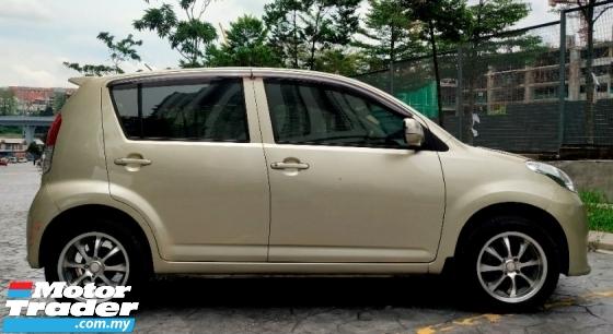 2008 PERODUA MYVI 1.3 EZI premium spec 4 new tire car king