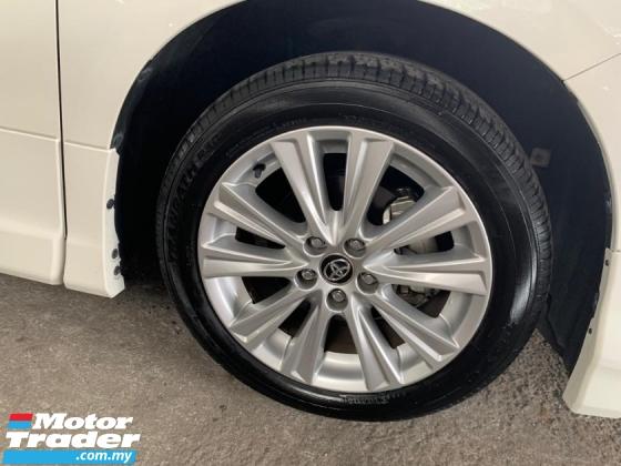 2018 TOYOTA ALPHARD 2.5 S Facelift Modelista Kit Alpine 360Cam P/Boot