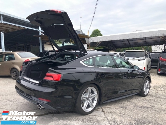 2017 AUDI A5 New Model S-Line Quattro 2.0 TFSi Sport Back Sun Roof Matrix LED Keyless Entry Paddle Shift Unreg