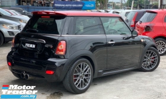 2010 MINI Cooper S R56 TURBOCHARGED JCW 50TH ANNIVERSARY CAMDEN LIMITED EDITION