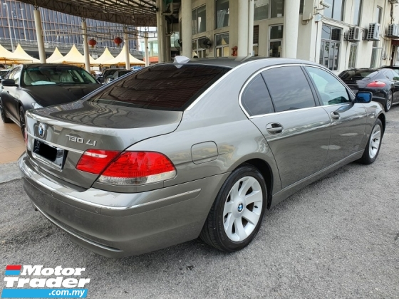 2007 BMW 7 SERIES 730LI 3.0 (A) CBU