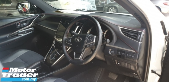 2017 TOYOTA HARRIER 2.0 LUXURY TURBO PANROOF NO HIDDEN CHARGES
