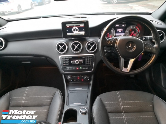 2015 MERCEDES-BENZ A-CLASS A200 AMG A45 Done TRUE YEAR MADE 2015 Mil Incredibly 15600km only Full Service Cycle FREE 2 YR WRNTY