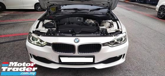 2015 BMW 3 SERIES 316i F30 1.6cc (A) FREE 2 YEARS CAR WARRANTY
