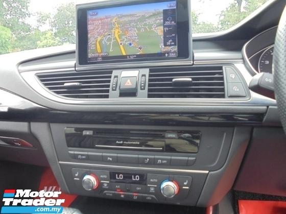 2014 AUDI A7 3.0 TFSI QTRO S-LINE Facelift PBT BOSE GPS