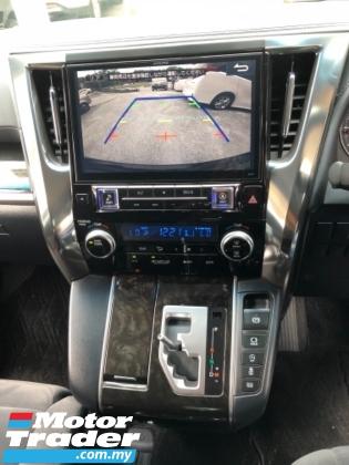 2017 TOYOTA VELLFIRE Unreg Toyota Vellfire ZA 7seather 360view Power Boot LED Light Alpine Radio Keyless Push Start 7G