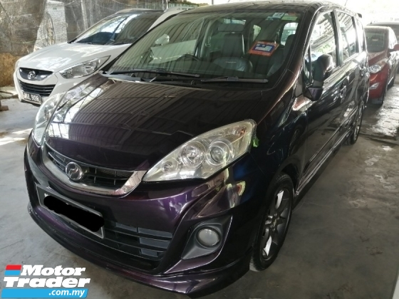 2015 PERODUA ALZA 1.5 ADVANCED ZV FACELIFT