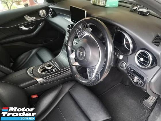 2016 MERCEDES-BENZ GLC 250 AMG 4MATIC