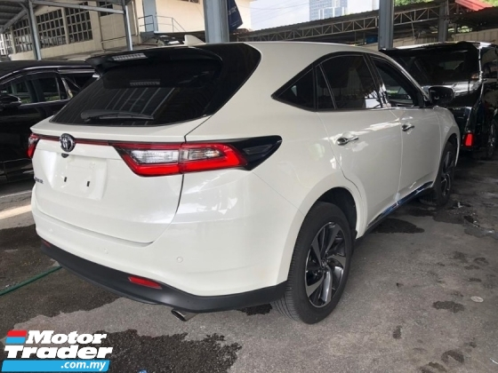 2017 TOYOTA HARRIER 2.0 TURBO PANAROMIC ROOF *8AR-FTS 2.0 LITRE TURBO ENGINE 231 HP *6 SPPED AUTOMATIC *PRE CRASH SYSTEM