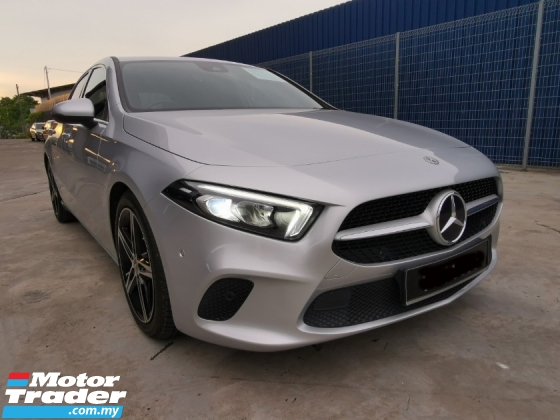 2018 MERCEDES-BENZ A-CLASS A200 WITH LOCAL WARRANTY 2022 - BEST DEAL TODAY