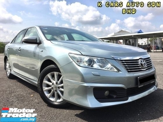 2015 TOYOTA CAMRY 2.0 G FACELIFT Full Service Record ONTHEROAD PRICE