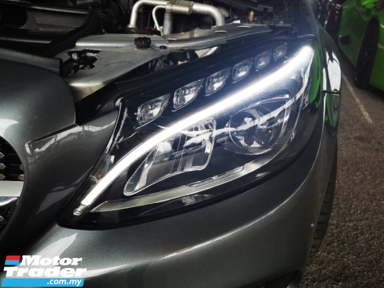 2017 MERCEDES-BENZ C-CLASS C300 Coupe AMG-Line