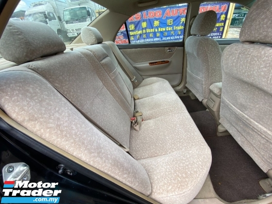 2004 TOYOTA COROLLA ALTIS 1.8 G (A) CASH ONLY