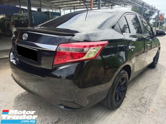 2014 TOYOTA VIOS 1.5 E FACELIFT EXCELLENT CONDITION WORTH BUYING