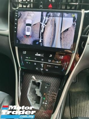 2017 TOYOTA HARRIER 2.0 Turbo Premium Sunroof 360 Cameras Android Media Pre Crash Lane Keeping Power Boot Japan Unreg
