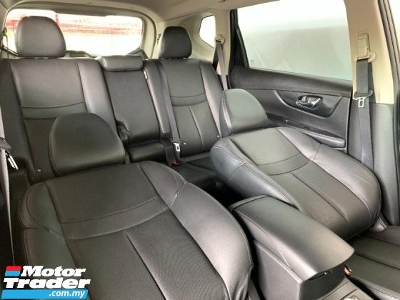 2015 NISSAN X-TRAIL 2.5 (A) 4WD Facelift Full Spec Premium Model