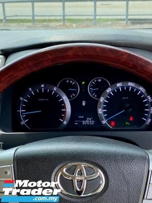 2009 TOYOTA VELLFIRE 3.5 (AUTO)