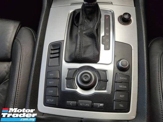 2008 AUDI Q7 2008 Audi Q7 3.6 FSI Quattro S Line REG 2010