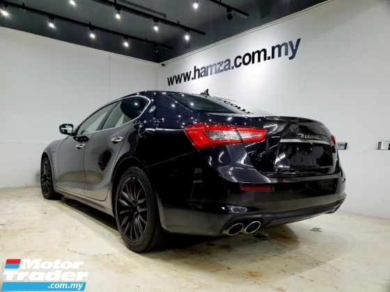 2019 MASERATI GHIBLI RIBELLE 1 OF 200 EDITION