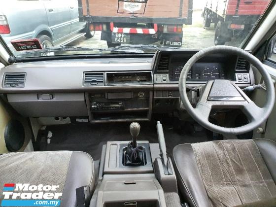 2003 NISSAN VANETTE  Nissan Vanette c22 (M) Sami-Panel Van