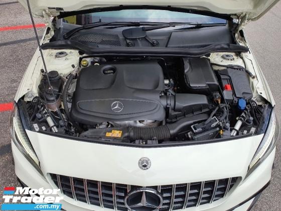 2017 MERCEDES-BENZ A-CLASS A200 1.6(A) AMG Reg 2018 *Under Warranty*